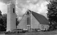 Biggin Hill, St Mark's Church c.1960