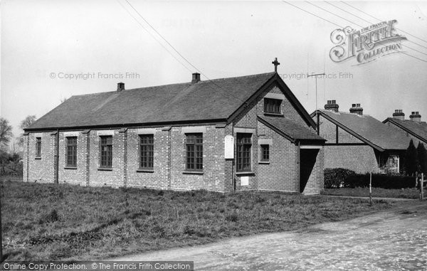 Biggin Hill, St Teresas Of Lisieux c.1950