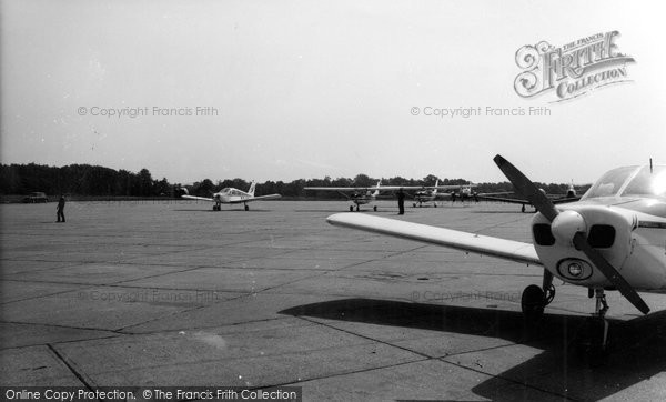Biggin Hill, The Airport c.1960