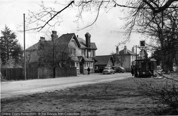 Biggin Hill, The Black Horse c.1950