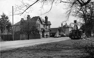 Biggin Hill, The Black Horse c.1950