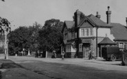 Biggin Hill, The Black Horse c.1955