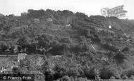 Biggin Hill, The Valley c.1955