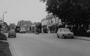 Biggin Hill, Traffic In The Village c.1960