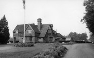 Biggin Hill, Westerham Heights c1955