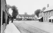 Biggleswade, High Street 1925