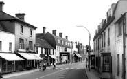 Biggleswade, High Street c.1960