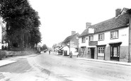Biggleswade, Shortmead Street 1925