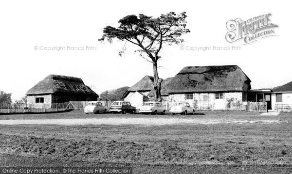 Bignor, Roman Villa c.1965