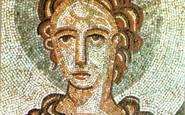 Bignor, Roman Villa, Head Of Venus c.1965