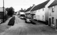 Bildeston, Chapel Street c.1960