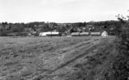 Bildeston, General View c.1955