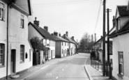 Bildeston, High Street c.1960