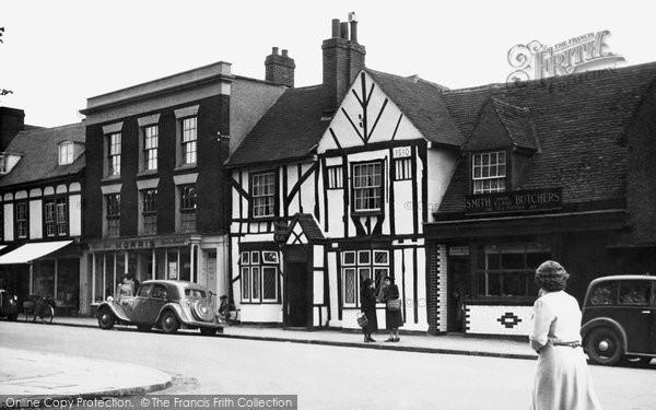 Billericay, Chantry Café c.1955