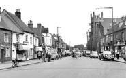 Billericay, High Street c.1955