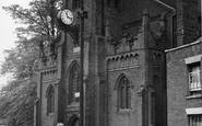 Billericay, St Mary's Church c.1955