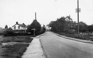 Billericay, Stock Road c.1955