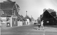 Billericay, Sun Street c.1950