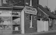 Billericay, Sun Street, Cramphorn Ltd c.1950