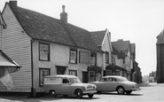 Billericay, The Chequers c.1960