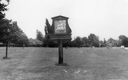 Billericay, The Village Sign c.1965