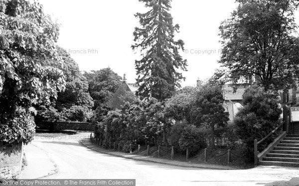 Billesdon, Front Street c.1955