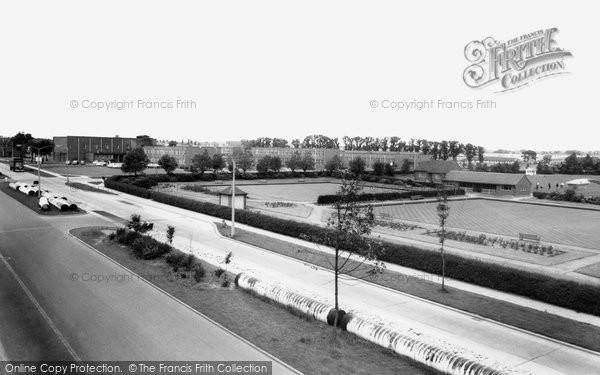 Billingham, Bowling Green c.1965