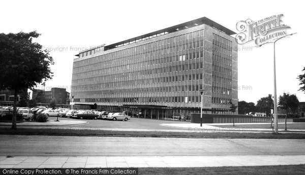 Billingham, Ici Office Building c.1960