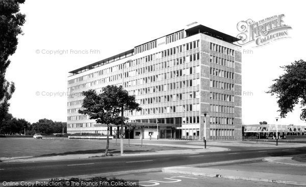 Billingham, Ici Office Building c.1965