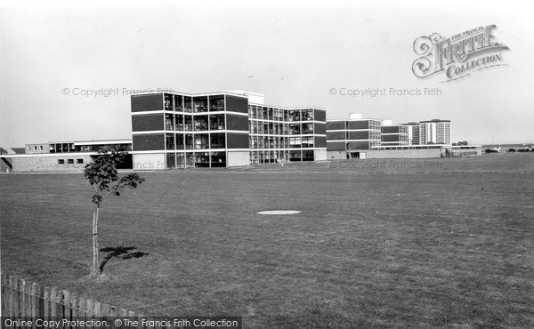 Billingham, The Campus School c.1965