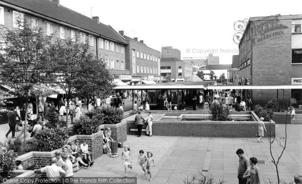 Billingham, The Town Centre c.1970