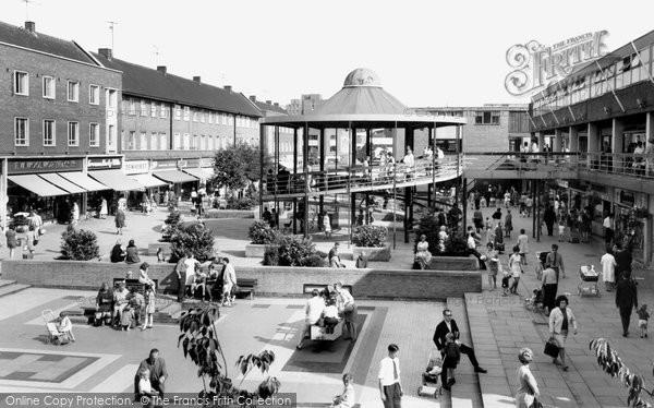 Billingham, Town Centre c.1970