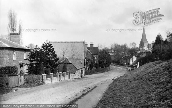 Billingshurst, Alex Hill 1909