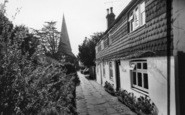 Billingshurst, Church Apporach c.1960