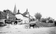 Billingshurst, Church Causeway 1912