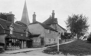 Billingshurst, Church Causeway 1924