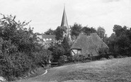 Billingshurst, From Schwiers Meadow 1912
