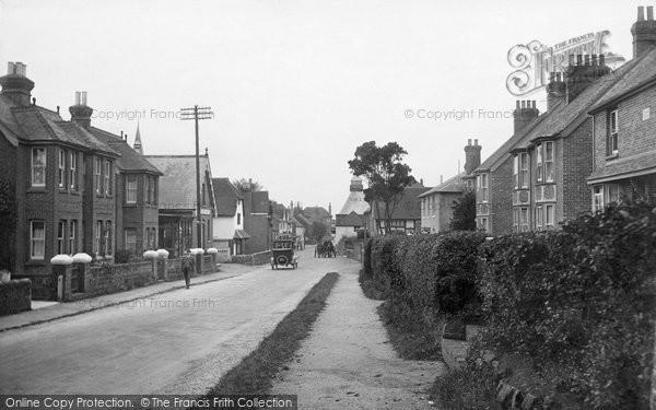 Billingshurst, High Street 1923