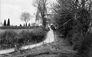 Billingshurst, Holy Well Lane 1909