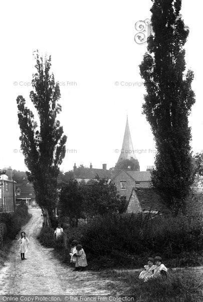 Billingshurst, Mill Lane 1907