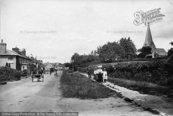 Billingshurst, South Street 1907
