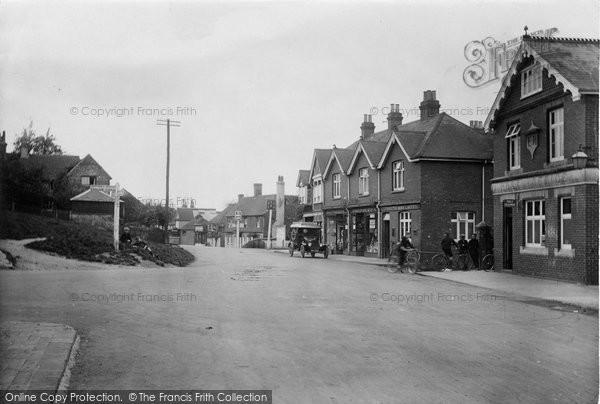 Billingshurst, South Street 1924