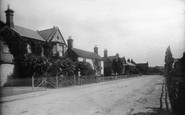 Billingshurst, Station Road 1896
