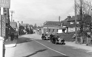 Billingshurst, The Green c.1950