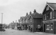 Billingshurst, The Post Office, South Street 1924