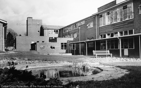 Billingshurst, The School c.1960
