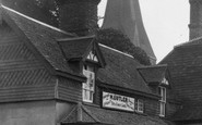 Billingshurst, The Shop, Church Hill 1932