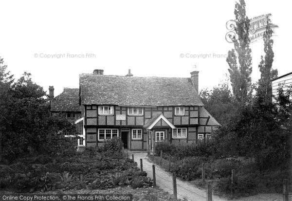 Billingshurst, The Six Bells Inn 1912