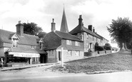 Billingshurst, The Village 1928