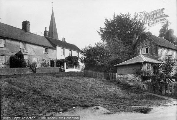 Billingshurst, The Village 1928